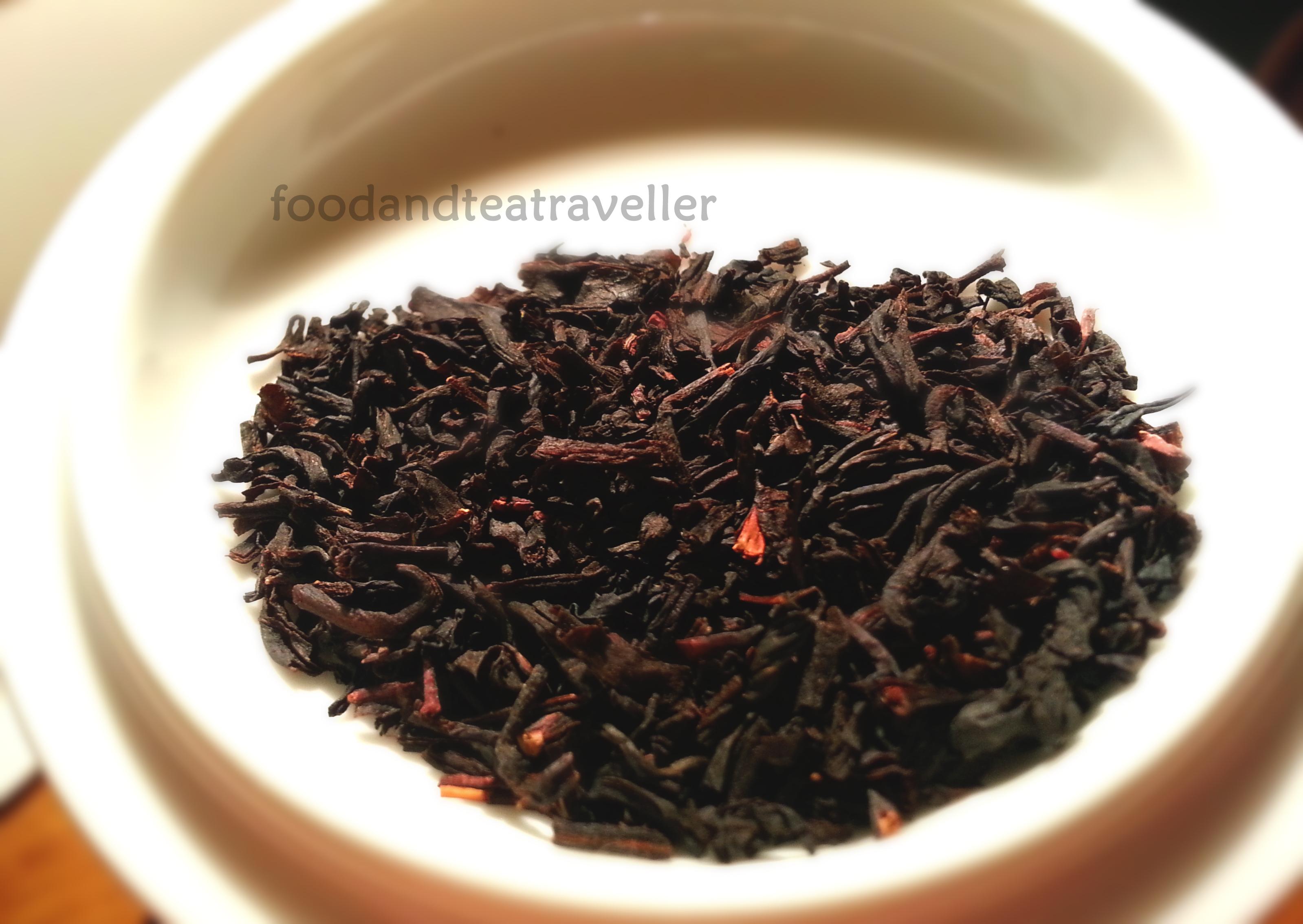 T2 Chocolate Tea | foodandteatraveller