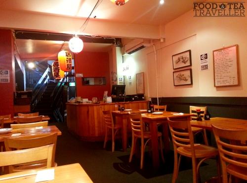 Izakaya Chuji Japanese Restaurant Melbourne